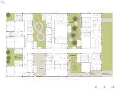 Image 17 of 20 from gallery of Epinay Nursery School / BP Architectures. plan