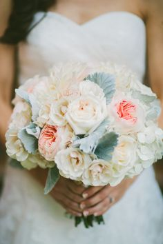 Sweet Pink and Ivory Wedding | Let's Frolic Together Photography | Bridal Musings Wedding Blog