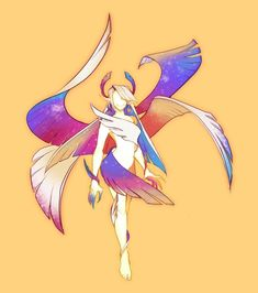 Lady Galeem, us smash bros fans. It's nice tho Fantasy Creatures, Mythical Creatures, Art Reference Poses, Character Design Inspiration, Creature Design, Art Sketches, Character Art, Fantasy Art, Character Illustration
