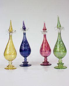 Üfleme Cam Kolonya Şişesi #kolonyaşişesi #üfleme cam #cam şişe www.ellabor.com