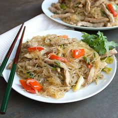 Glass Noodles with Pork