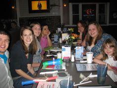 Staff Banquet Spring 2010