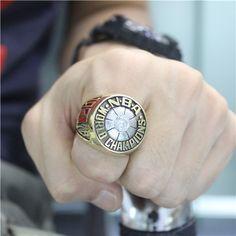 Custom 1978 Washington Bullets Basketball World Championship Ring
