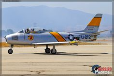Planes of Fame Airshow 2013: Day 1. North American F-86F Sabre.