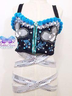 Deadmau5 costume edc rave clothing edm rave attire wear on Etsy, $77.00