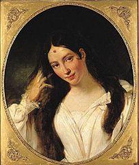 La Malibran (Maria) par F. Bouchot.
