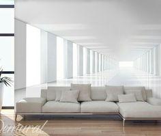 10 besten 3d tapeten mit extremer tiefenwirkung bilder auf pinterest acryl kunst architektur. Black Bedroom Furniture Sets. Home Design Ideas