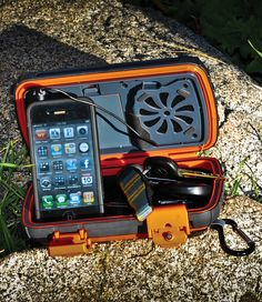 Eco Extreme Waterproof Speaker Case: Cases   Free Shipping at L.L.Bean