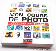 Découvrez la présentation du livre Mon cours de photo en 20 semaines chrono et à qui s'adresse ce guide pratique pour apprendre la photo.