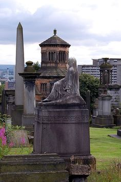 Also, lived in this district before Easterhouse. I was too young to remember living here. Glasgow Scotland, Scotland Travel, Gorbals Glasgow, Scotland Location, Glasgow Necropolis, Northern England, Graveyards, Cathedrals, Outlander