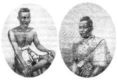 Pompadour, gaya rambut pria terkini, sudah dikenal lebih awal di Thailand dan Kamboja. | RETRO - Gaya Rambut Sapu