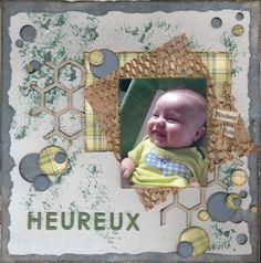 Heureux - Scrapbook.com