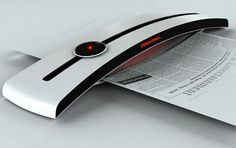 The Tanning Paper is a solar powered printer which doesn't use ink | Spicytec