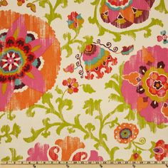 P Kaufmann Indoor/Outdoor Silsila Lawn - Discount Designer Fabric - Fabric.com