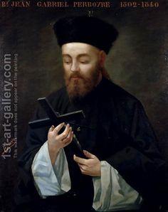 St. Jean Gabriel Perboyre; Oil Painting
