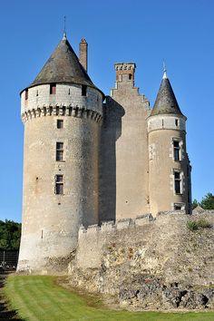 Château de Montpoupon - Indre-et-Loire, France