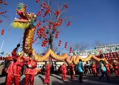 thinking about the year of the dragon