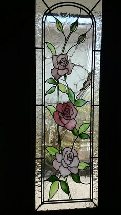 Making Stained Glass, Stained Glass Flowers, Stained Glass Panels, Stained Glass Projects, Stained Glass Art, Mosaic Glass, Glass Painting Patterns, Stained Glass Patterns Free, Glass Painting Designs