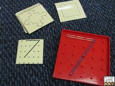Math Workshop Model and 4 FREEBIES!