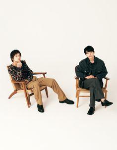 【拡大版・第8回】今月のお客さま:北村匠海さん - 吉沢 亮のTAKE YOUR SEAT | SPUR