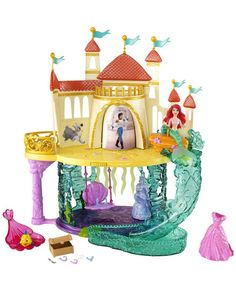 Disney Русалочка с замком