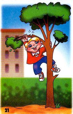 liezť na strom