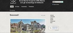 ArteFacto è un gruppo di archeologi e amanti della storia dell'arte che offrono la possibilità a turisti e cittadini di Roma di partecipare a visite guidate per valorizzare il nostro Patrimonio Culturale. Upane ha sviluppato il sito internet adattando e modificando un template implementandolo poi con il CMS Opensource Joomla.