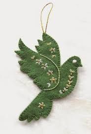 Image result for felt crafts christmas