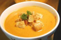 Slow Cooker Pumpkin Peanut Butter Soup