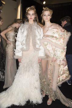 Alexander McQueen | London Fashion Week | Fall 2016