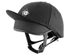 66678975 This lightweight helmet is ideal for active equestrians; it boasts  removable, machine washable pads and ventilation holes. Replacement pads  can be bought ...