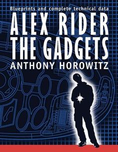 Alex Rider Shelf