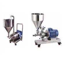Inline Homogenizer/ High Shear Dispersion Homogenizer