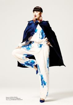 """Peace Is Always Beautiful"" : Xiao Wen Ju : Glass Magazine #13 Spring 2013 : Chris Craymer"