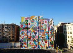 Murals - Mina Hamada