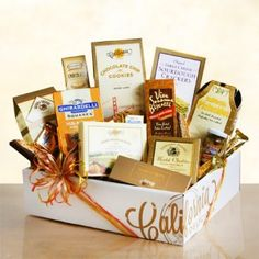 California Artisanal Gourmet Crate - With Love Home Decor