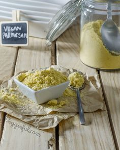Ok, so you are vegan and you miss cheese? Well worry no more! This is an AMAZING alternative. I just have to say that this is so so so so so delicious. Strangely enough, the more you eat it the more you love it and crave it even more! It is such a yummy alternative to parmesan and still gives your pasta a salty, creamy and cheesy hit! I highly recommend that you try this. :)