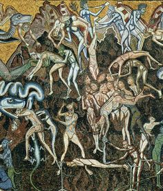 Baptistry the damned