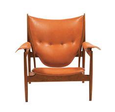 Fabulous Finn Juhl Furniture: The Chieftain Chair   Design   Agenda   Phaidon