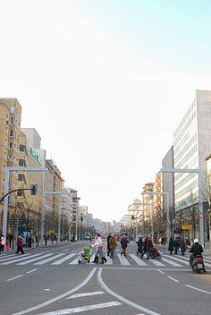 Efe22 - Paseo Independencia, Zaragoza