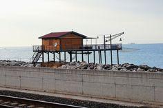 Ancona, Marche, Italy -palafitte fishing by Gianni Del Bufalo (CC BY-NC-SA 2.0)इटली  意大利 Italujo イタリア Италия איטאליע إيطاليا