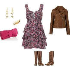 Images of Casual Country Dresses - Reikian