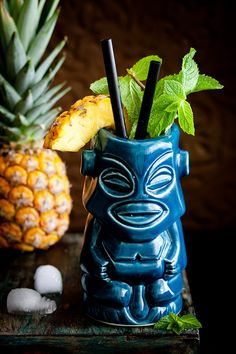 Tiki Cocktail Falernum -