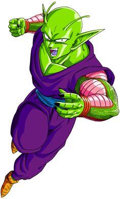 Villano Favorito…Piccolo - Dragon Ball