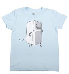 Running Refrigerator T from Threadless