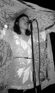 23 - Yukimi Nagano of Little Dragon - Urban Lounge