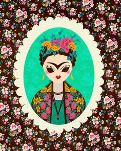 Frida Kahlo | Gabee Meyer
