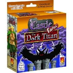 Castle Panic The Dark Titan Board Game The story of the castle is enhanced by the addition of the Dark Titan himself Agranok An unparalleled threat Agranok has returned from banishment with a vengeance and he39