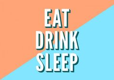 Eat, Drink, Sleep: New Work by &Smith   Inspiration Grid   Design Inspiration