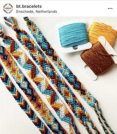 Diy Bracelets With String, Diy Bracelets Easy, Thread Bracelets, Bracelet Crafts, Cute Bracelets, Crochet Bracelet, Handmade Bracelets, Loom Bracelets, Macrame Bracelets